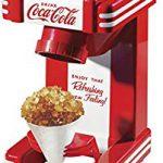 Nostalgia RSM702COKE Coca-Cola Single Snow Cone Maker – Snow cones for Christmas