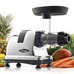 Omega Juicers Omega Juicer J8008C Juicer Extractor and Nutrition Center Creates Fruit Vegetable and Wheatgrass Juice Quiet Motor Slow Masticating Dual-Stage Extraction Automatic Pulp Ejection, Known issue with motor-amazon did not replace when notified.