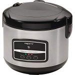 Presto 05813 16-Cup Digital Stainless Steel Rice Cooker/Steamer, best I have used.
