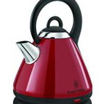 Russell Hobbs KE9000R Electric Kettle, Great teakettle; read the directions first