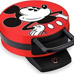 Select Brands Mickey Waffle Maker : Makes Great Wafflesor Pancakes.