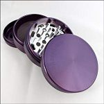 Sharpstone Large PURPLE ® Herb Grinder 4 Piece – Love the color its more of a beautiful bronze than