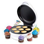 Smart Planet MCM-1 Mini Cupcake Maker – The cupcakes are small but perfect for us