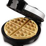 Sunbeam CKSBWF2000-BF 8-Inch Belgian Waffle Maker – Make perfect Belgian waffles