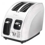 T-fal Avante Icon 2-Slice Toaster : the quality of the toaster was good, but sometime it doesn't toast as well as