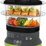 T-fal VC1338 Balanced Living Compact 2-Tier Electric Food Steamer : Great product!