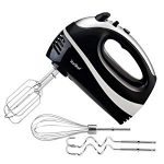 VonShef Professional 250 Watt Hand Mixer – Includes – 2x Beaters : Not what I thought it would be.