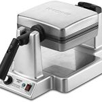 Waring Pro WMS200 4-Slice Professional Belgian Waffle Maker – Love it! Heats up very quickly and evenly