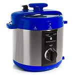 Wolfgang Puck Automatic 8-Quart Rapid Pressure Cooker Blue – I have one and loved it, I Bought this one for my daughter