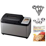 Zojirushi BB-PAC20 Home Bakery Virtuoso Breadmaker Bundle – This aint nothing like that last old sad breadmaker that we had